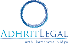 Adhrit Legal Logo